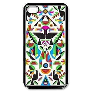 iPhone 4,4S Phone Case Volcom F5I7833 by Maris's Diary