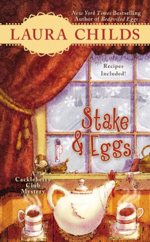 book cover of Stake & Eggs