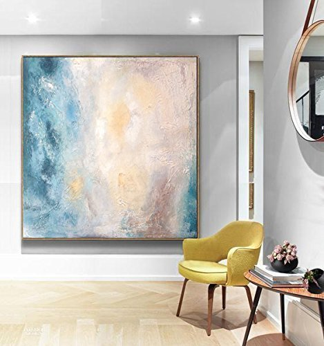 Abstract Art, Painting Original, Art Office Decor, Home Decor Art, Dining  Room
