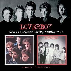 Loverboy - Lovin' Every Minute Of It (Lyrics on screen