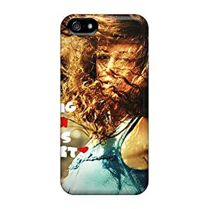 phone covers Cute Appearance Cover/tpu Thinking Of U Case For iPhone 5c