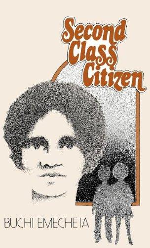 book cover of Second Class Citizen