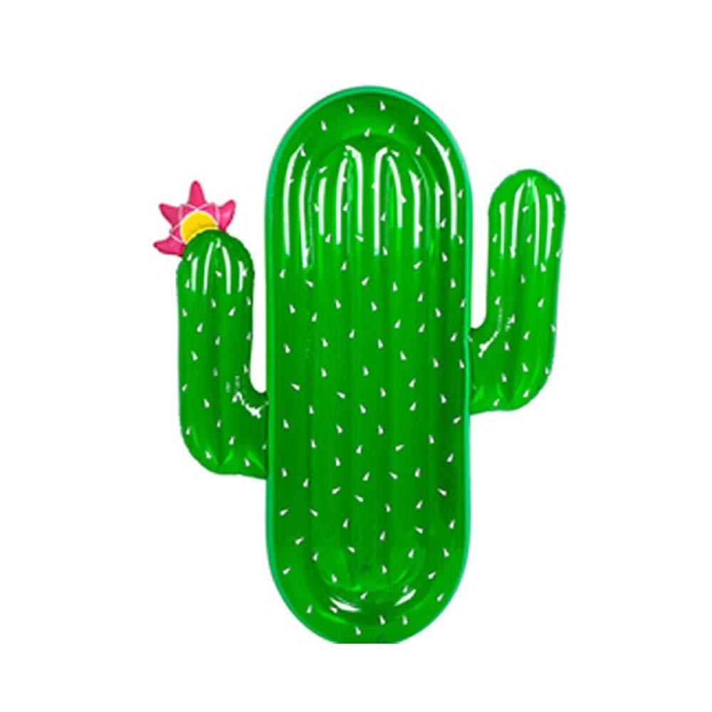 buena calidad C YYQUAN Cactus Natación Natación Natación Círculo Agua Cojín Flotante Flotante Barco Agua Inflable Flotante Fila Jugara Vacaciones Piscina Fiesta Cama Flotante Anillo de Natacion  Envío y cambio gratis.