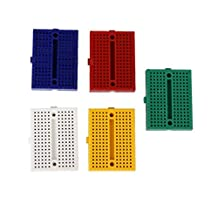 ZQ100WT 5 pcs SYB-170 Color Board Mini Small Bread Board