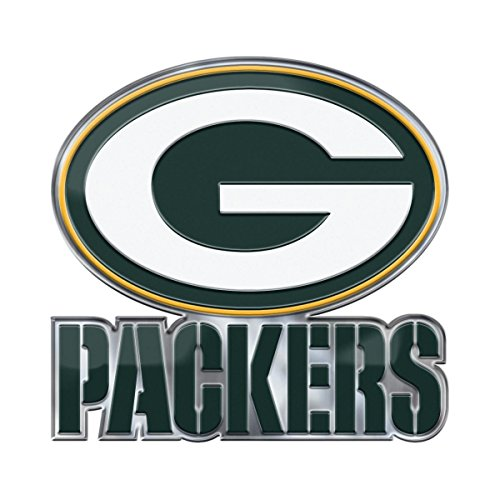 (NFL Green Bay Packers Alternative Color Logo Emblem)