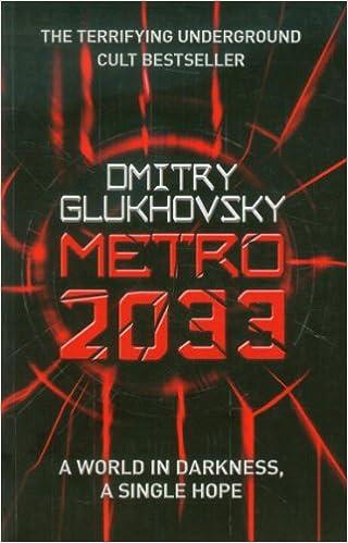 METRO 2033 DMITRY GLUKHOVSKY PDF