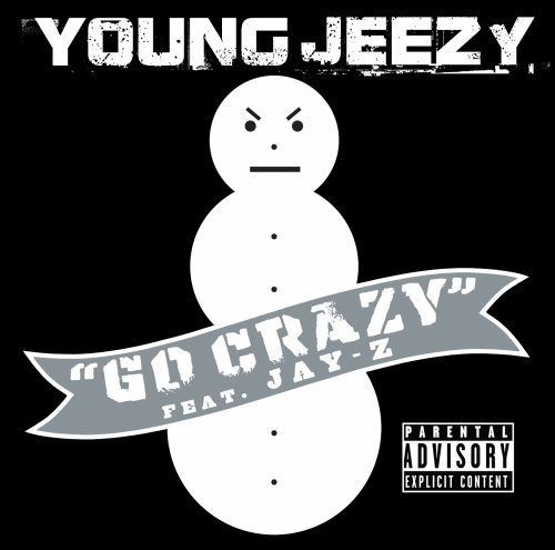 Vinilo : Young Jeezy - Go Crazy [explicit Content] (CD Single)