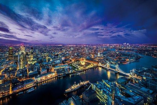 Ingooood-ジグソーパズル - - B0761V5WX3 ヨーロッパの都市シリーズ - ロンドンの夜景 - - 大人のための1000個の作品 B0761V5WX3, コウカシ:18d6cbda --- sharoshka.org