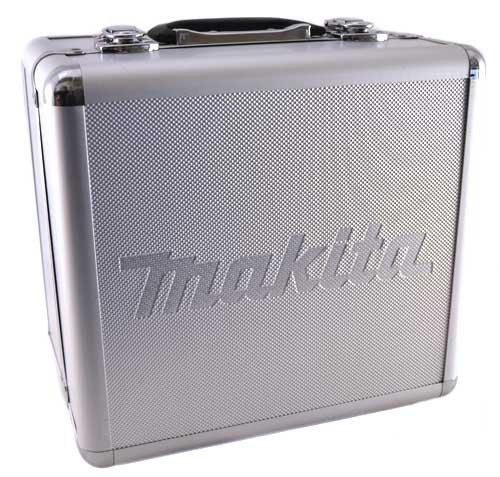Makita Silver Aluminum Hard Case