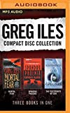 Greg Iles - Collection: Mortal Fear & Spandau Phoenix & The Footprints of God