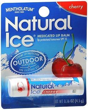 Cherry Ice Lip Balm - 9