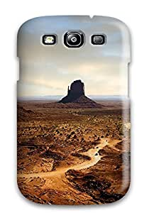 Excellent Design Photography Earth Case Cover For Galaxy S3
