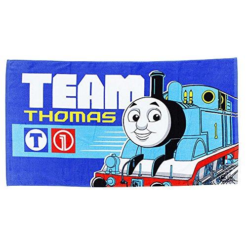Thomas the Tank Engine Childrens/Kids Official Team Beach Towel (One Size) - The Thomas Beach Tank Towel Engine