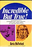 Incredible but True, Outlet Book Company Staff, 0517263211