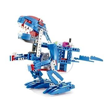 Imaginarium Acti-Circuits-Dino - Robot interactivo para montar, unisex: Amazon.es: Bebé