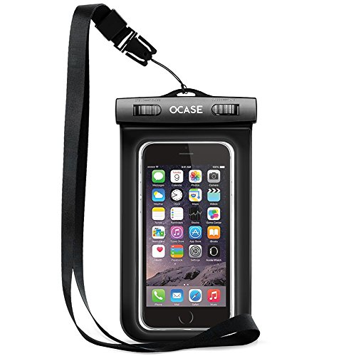 OCASE Waterproof Phone Case, Universal Waterproof Bag Dry Bag With Neck Strap...