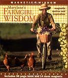 Farmgirl Wisdom, MaryJane Butters, 1933662018