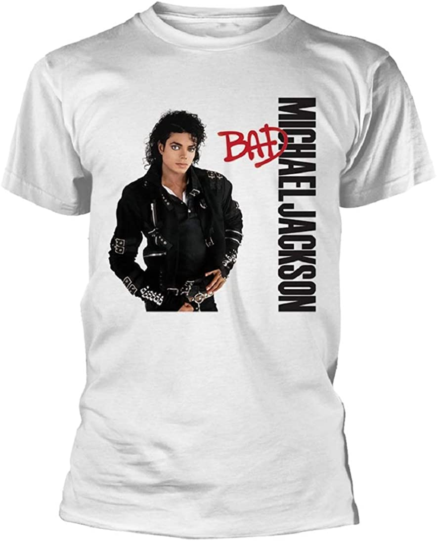 Michael Jackson T Shirt Thriller Logo Zombie Official Black