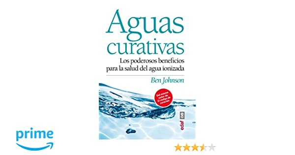 AGUAS CURATIVAS (Plus vitae): Amazon.es: Ben Johnson, Belén ...
