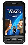 Vasco Translator Solid 4'': Waterproof Electronic Translator