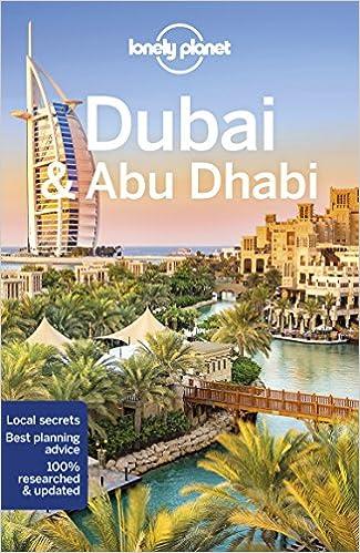 3f95773b0a7 Lonely Planet Dubai & Abu Dhabi (Travel Guide): Lonely Planet ...