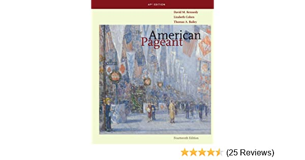 Ap* u. S. History review and study guide for american pageant 14th.