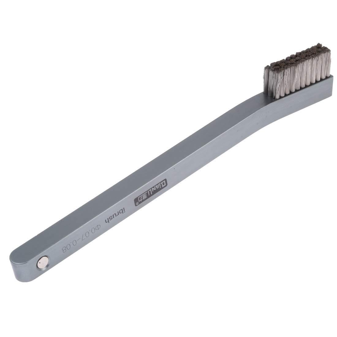 Hyx Repair Tool iBrush Multifunctional High Temperature Resistant Steel Brush for Cleaning/Polishing/Grinding/Degumming