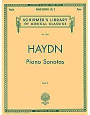 Piano Sonatas - Book 2: Schirmer Library of Classics Volume 1983 Piano Solo