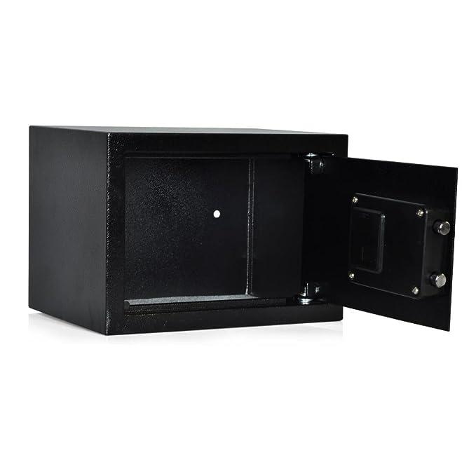 amazon com serenelife safe box home security electronic safe lock rh amazon com