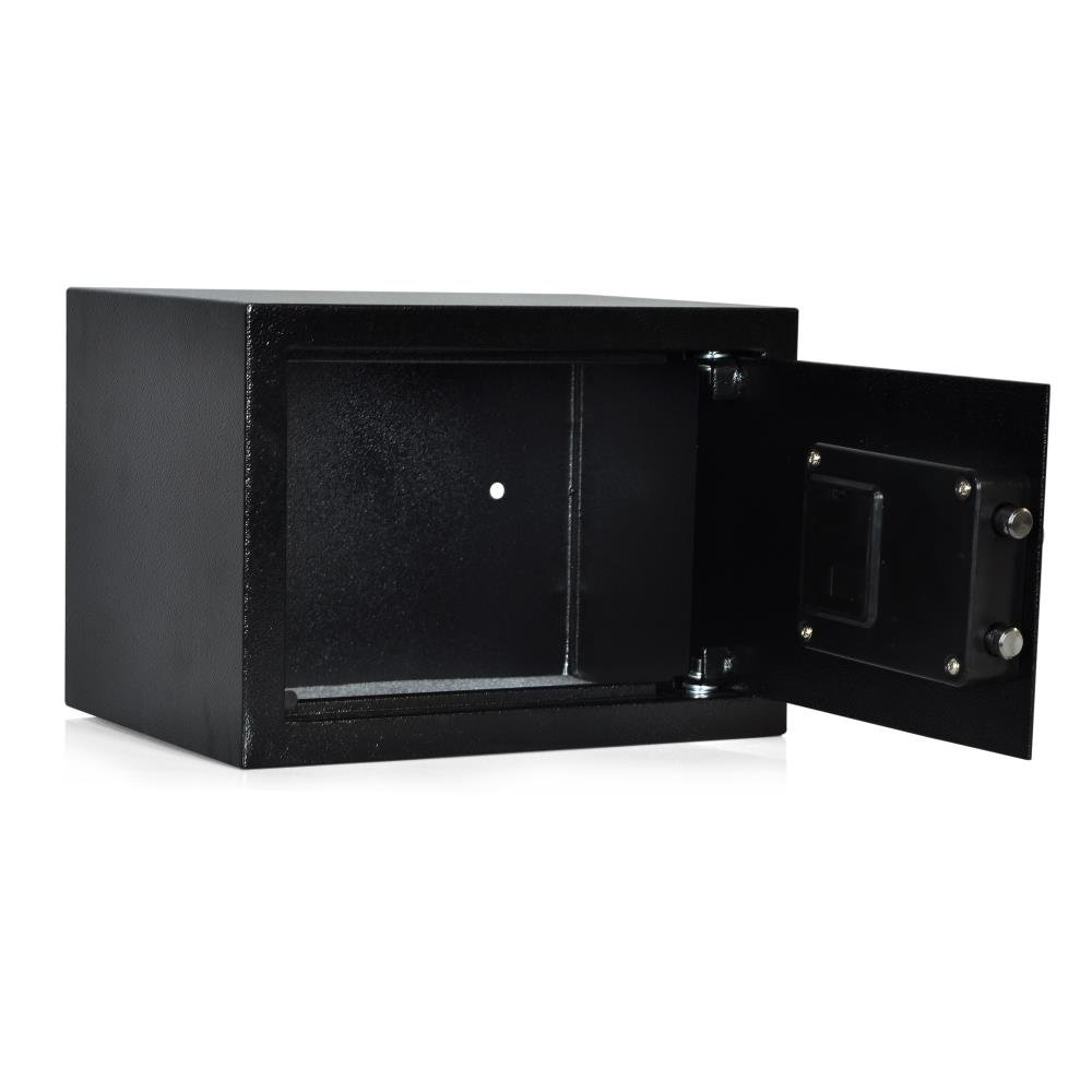 SereneLife Fireproof Lock Box, Fireproof Box, Safe, Safes, Safe Box, Safes And Lock Boxes, Money Box, Fire Proof Safety Boxes for Home, Digital Safe Box, Steel Alloy Drop Safe, Includes Keys (SLSFE14) by SereneLife (Image #4)