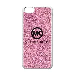 Michael Kors L1T0Or iPod Touch 6 Caso Funda Caja blanca Q8E5BA Teléfono funda durable Volver