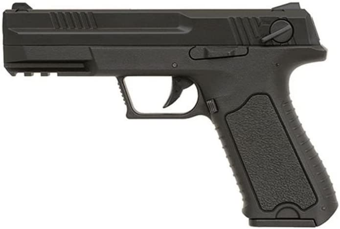 Cyma - Pistola para Airsoft CM127, Tipo Custom CM030 Custom / G18 Custom/Cosplay/Fuerza Especial / 0,5 Julios/Color Negro