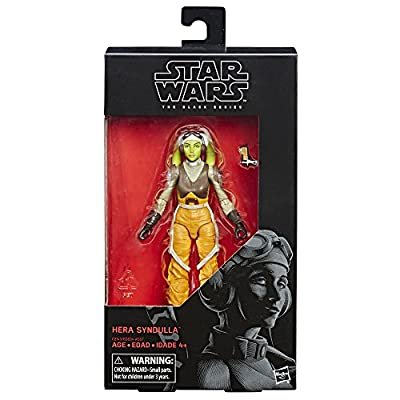 Star Wars Rebels The Black Series Hera Syndulla, 6-inch by Hasbro