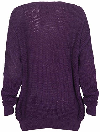 Purple Hanger - Jerséi - para mujer morado