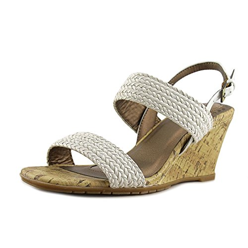 LifeStride Women's Persona Wedge Sandal, - Lifestride White Shoes Shopping Results