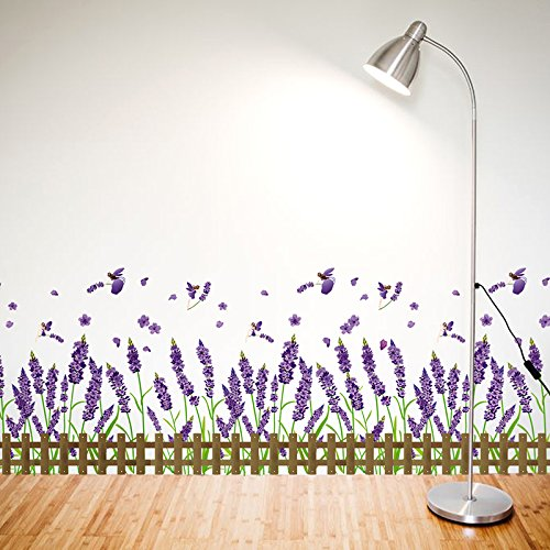 lavender-fence-wall-decal-removable-wall-stickers-for-family-baby-kids-teens-room-decor