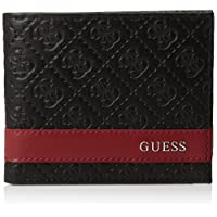Guess Men's Leather Slim...