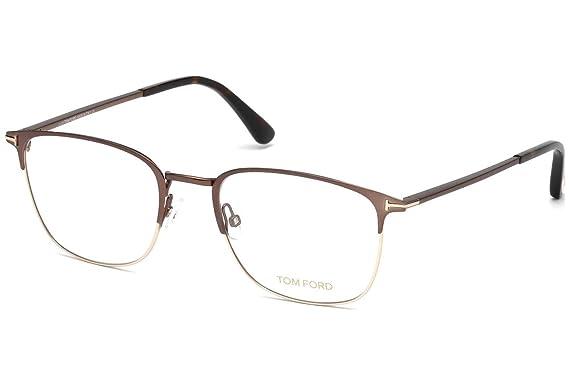 Tom Ford Herren Brille » FT5453«, braun, 049 - braun