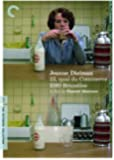 Jeanne Dielman, 23 Quai du Commerce, 1080 Bruxelles (The Criterion Collection)