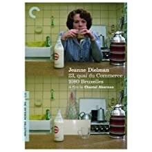 Jeanne Dielman, 23 Quai du Commerce, 1080 Bruxelles (The Criterion Collection) (1975)