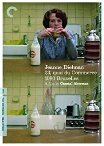 Jeanne Dielman, 23 Quai du Commerce, 1080 Bruxelles (The Criterion Collection)