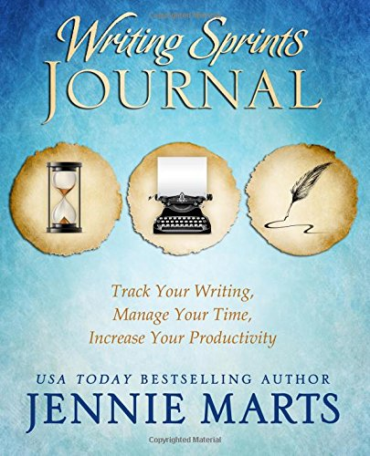 writing-sprints-journal-track-your-writing-manage-your-time-increase-your-productivity