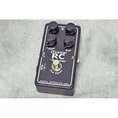 Xotic Guitars BASS RC BOOSTER 正規輸入品 B005SBEILS
