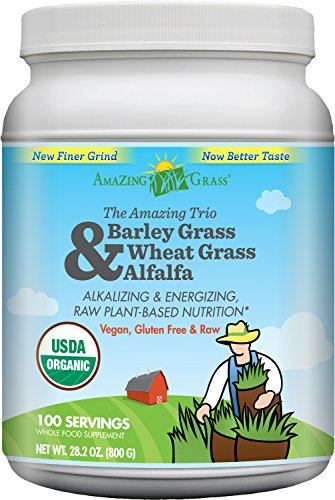 Amazing Grass incroyable Trio, 100 portions, 28,2 Onces