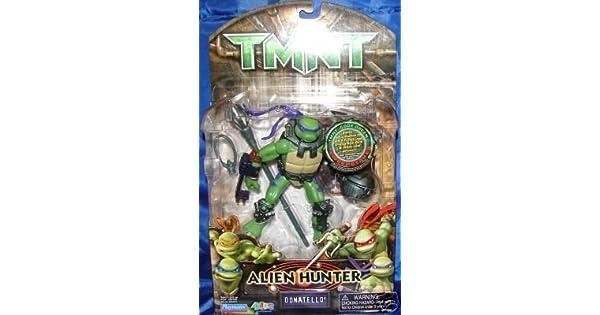 Amazon.com: Alien Hunter – de las Tortugas Ninja Donatello ...