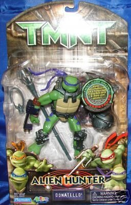 Amazon.com: Alien Hunter – de las Tortugas Ninja Donatello ...