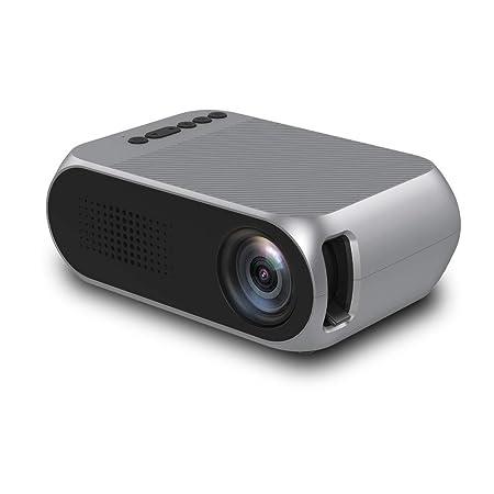 Xianxian88 Mini proyectores de la película, proyector Portable ...