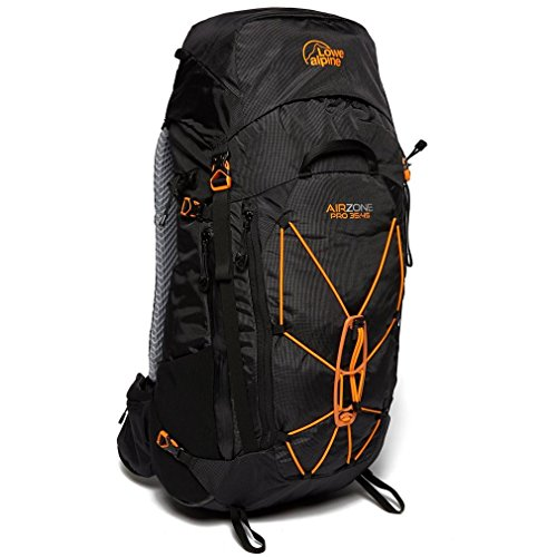 LOWE ALPINE AIRZONE PRO 35:45 BACKPACK (BLACK) from Lowe Alpine
