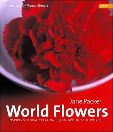 Book Jane Packer World Flowers