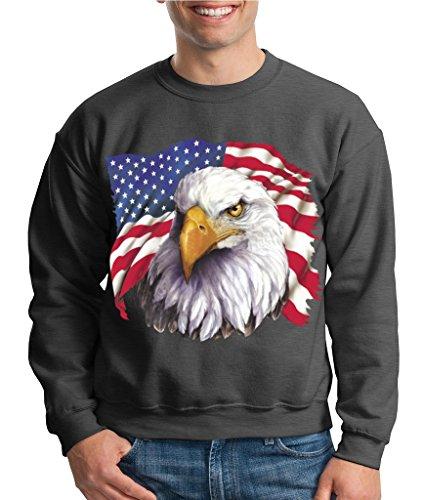 Eagle Crewneck Sweater - 8